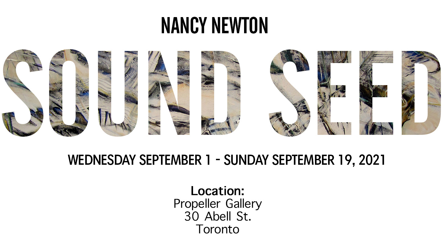 Nancy Newton Sound Seed